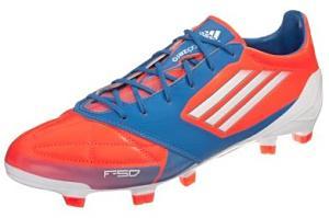 Der adidas-f50-adizero Fußballschuh - einer der Beliebtesten!